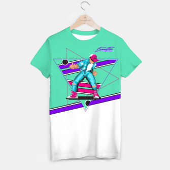 Thumbnail image of Arcade by The Sonnyfive T-shirt, Live Heroes