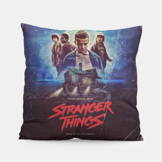 Thumbnail image of Stranger Things by The Sonnyfive Pillow, Live Heroes
