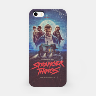 Stranger Things by The Sonnyfive iPhone Case thumbnail image