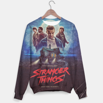 Miniaturka Stranger Things by The Sonnyfive Sweater, Live Heroes