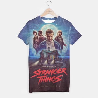 Imagen en miniatura de Stranger Things by The Sonnyfive T-shirt, Live Heroes