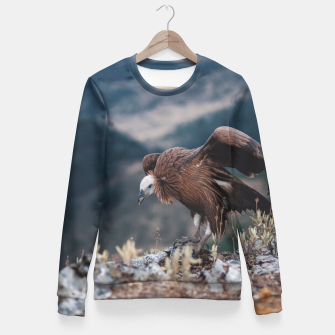 Miniature de image de Wild Spirit Fitted Waist Sweater, Live Heroes