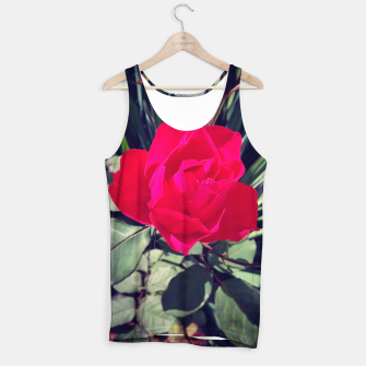 Miniatur old rose Tank Top, Live Heroes