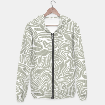 Miniatur Neutral Cabbage Labyrinth Hoodie, Live Heroes
