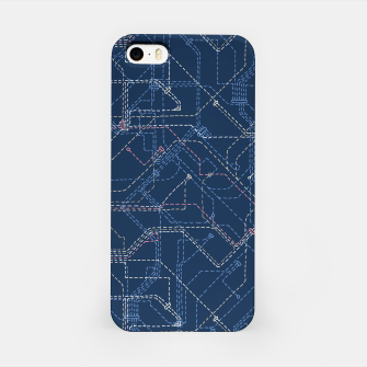 Thumbnail image of Public Transport Network iPhone Case, Live Heroes