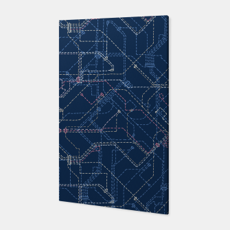 Thumbnail image of Public Transport Network Canvas, Live Heroes