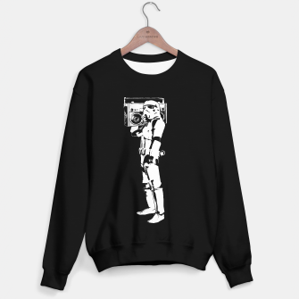 Thumbnail image of BoomboxTrooper Sweater regular, Live Heroes