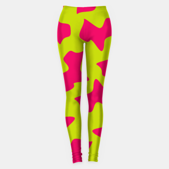 Thumbnail image of Crazy Animal Print Leggings, Live Heroes