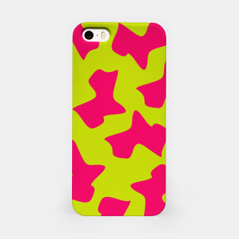 Thumbnail image of Crazy Animal Print iPhone Case, Live Heroes
