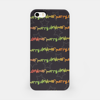 Thumbnail image of Merry Christmas! iPhone Case, Live Heroes