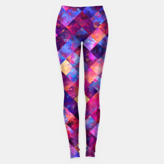 Thumbnail image of Abstract Design Leggings, Live Heroes