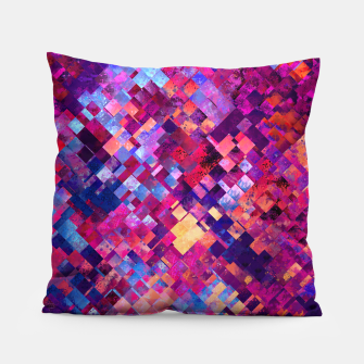Miniaturka Abstract Design Pillow, Live Heroes