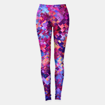 Miniaturka Abstract Design Leggings, Live Heroes