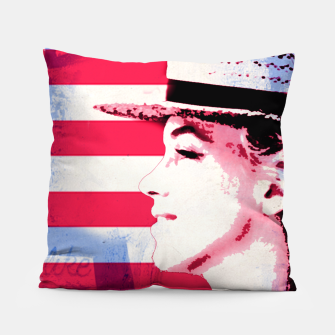 Thumbnail image of Marilyn portrait nº1 Pillow, Live Heroes