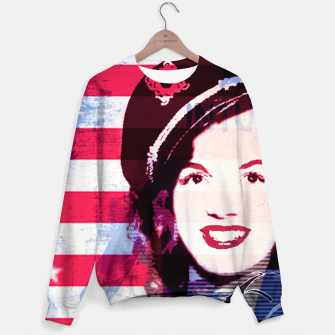 Thumbnail image of Marilyn portrait nº2 Sweater, Live Heroes