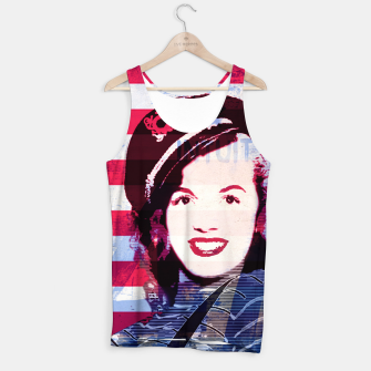 Thumbnail image of Marilyn portrait nº2 Tank Top, Live Heroes