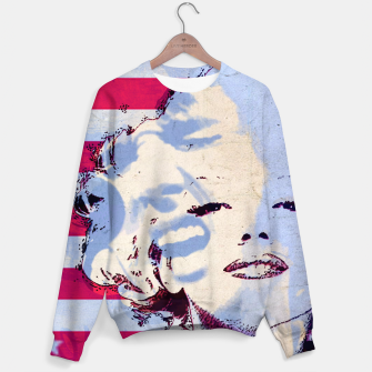 Miniatur Genuine taste of America Sweater, Live Heroes