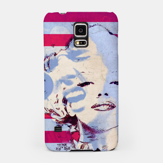 Thumbnail image of Genuine taste of America Samsung Case, Live Heroes
