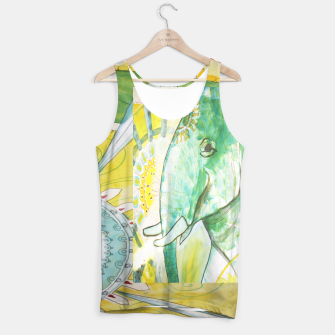 Thumbnail image of Elephant India Tank Top, Live Heroes