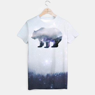 Thumbnail image of Star Bear T-shirt, Live Heroes