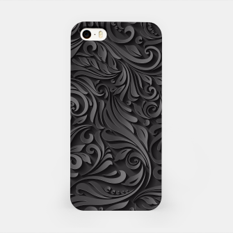 Thumbnail image of floral iPhone Case, Live Heroes