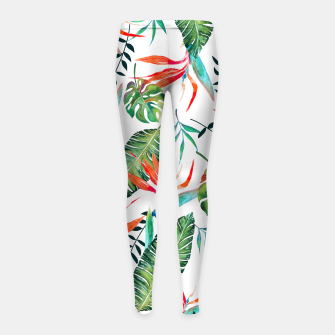 A New Paradise Girl's Leggings thumbnail image