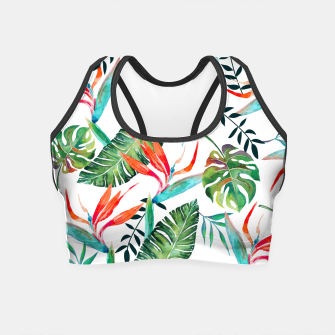A New Paradise Crop Top Bild der Miniatur