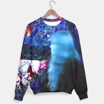 Thumbnail image of Bluehair in the lake Sweater, Live Heroes