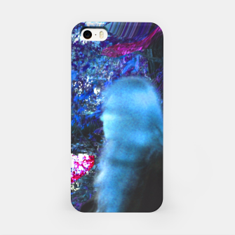 Thumbnail image of Bluehair in the lake iPhone Case, Live Heroes