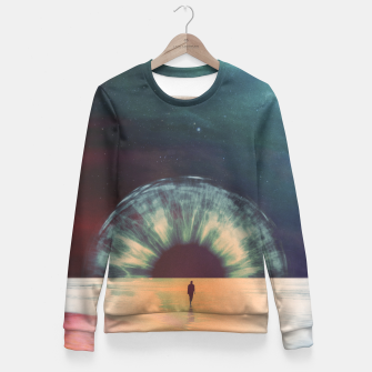 I am dawn Fitted Waist Sweater thumbnail image