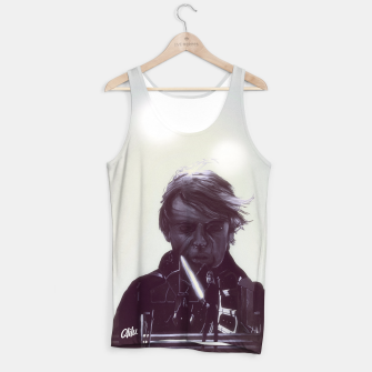 Thumbnail image of Luke Tank Top, Live Heroes