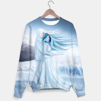 Thumbnail image of Memory of a Cold Winter day with the Remembrance of Love Sweater, Live Heroes