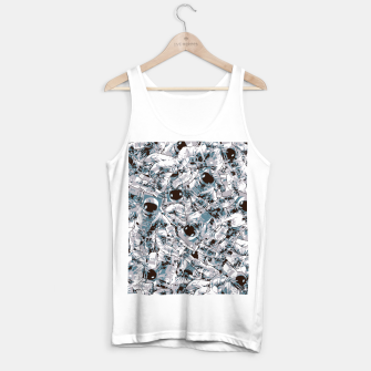 Crowded Space Tank Top regular thumbnail image