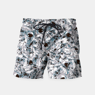 Crowded Space Swim Shorts thumbnail image
