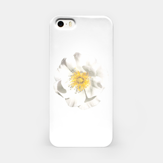 Miniature de image de White Flower Photo iPhone Case, Live Heroes