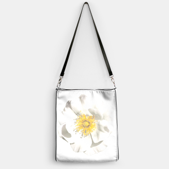 Miniature de image de White Flower Photo Handbag, Live Heroes