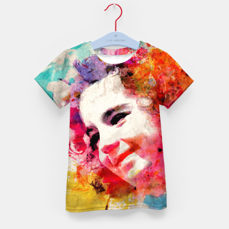 Thumbnail image of JOY Kid's T-shirt, Live Heroes