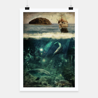 Thumbnail image of Water World Poster, Live Heroes