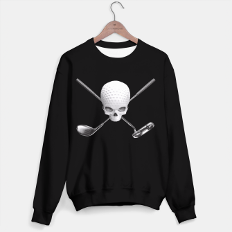 Thumbnail image of Fairway to Hell Sweater, Live Heroes