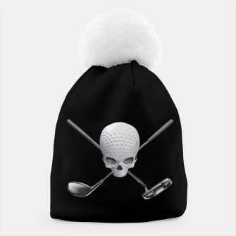 Thumbnail image of Fairway to Hell Beanie, Live Heroes
