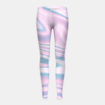 Thumbnail image of Holographic Design Kinder-Leggins, Live Heroes