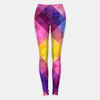 Miniaturka Colorful Design Leggings, Live Heroes