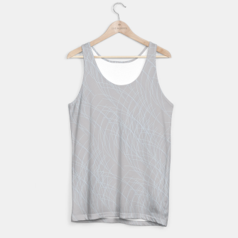 Thumbnail image of beautiful lines Tank Top, Live Heroes