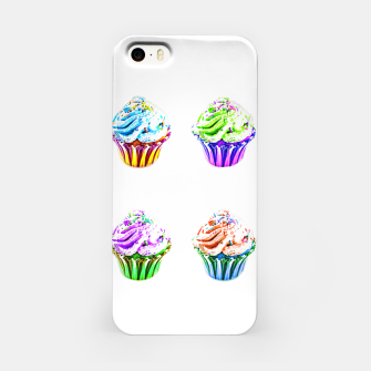 Thumbnail image of Cupcake Popart iPhone Case, Live Heroes
