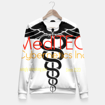 Thumbnail image of MediTEC Cybernetics Fitted Waist Sweater, Live Heroes