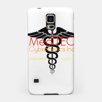 Thumbnail image of MediTEC Cybernetics Samsung Case, Live Heroes