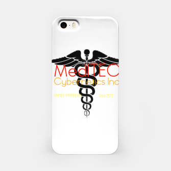 Thumbnail image of MediTEC Cybernetics iPhone Case, Live Heroes