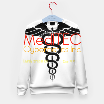 Thumbnail image of MediTEC Cybernetics Kid's Sweater, Live Heroes