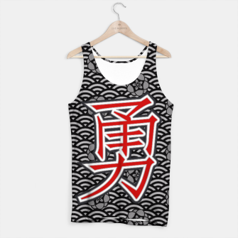 Thumbnail image of Eastern Courage Tank Top, Live Heroes