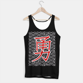 Thumbnail image of Eastern Courage Tank Top regular, Live Heroes